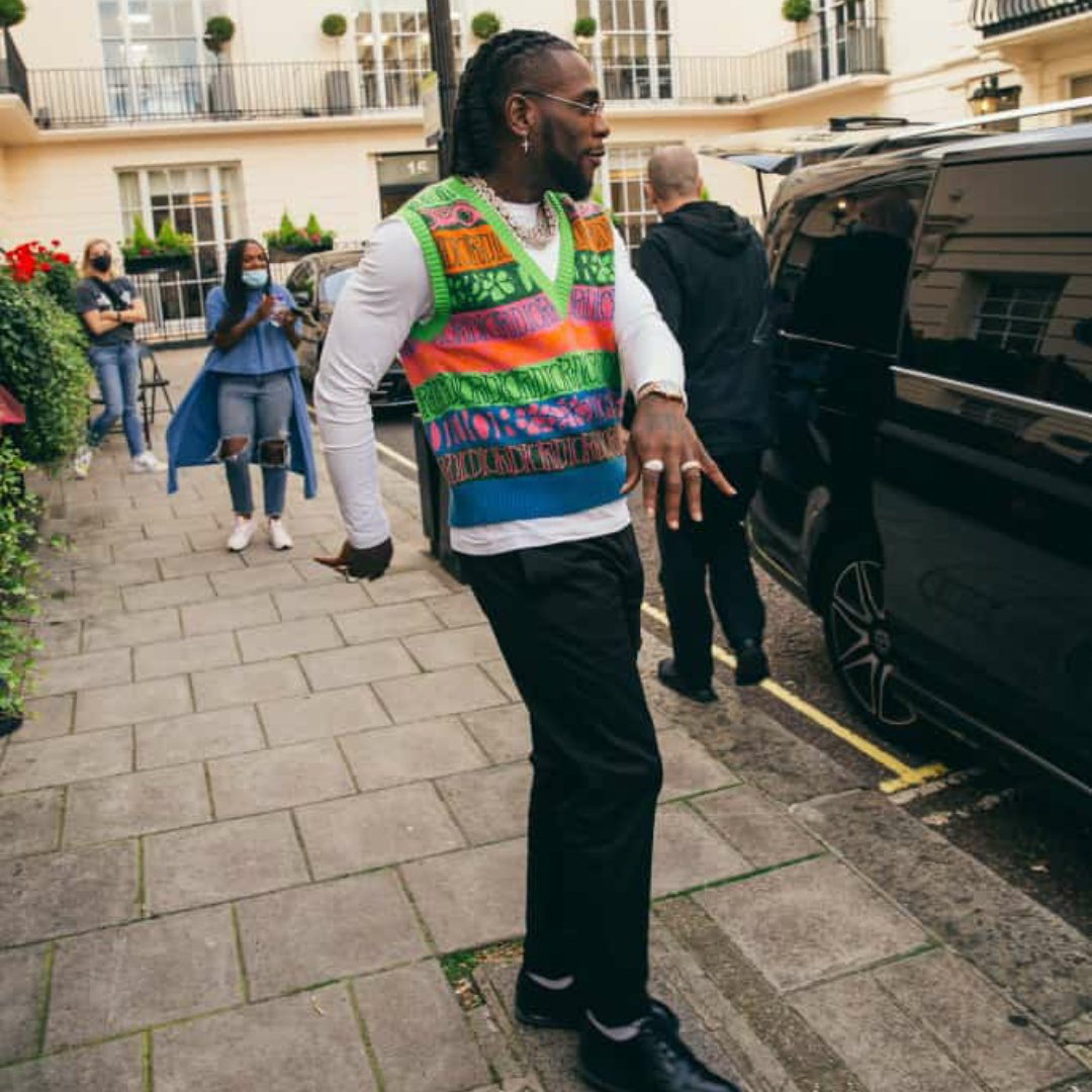 Burna Boy leads African challenge at Grammys