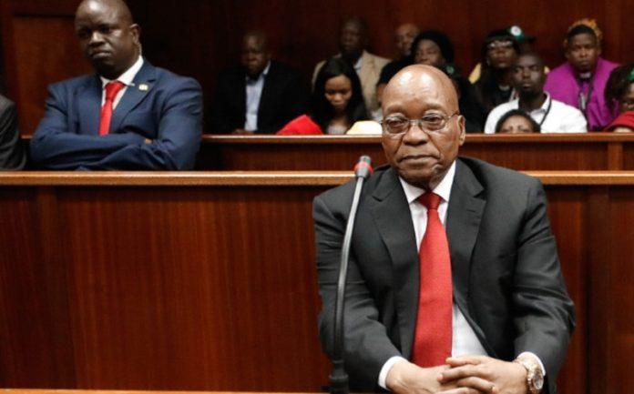 Zuma Jail