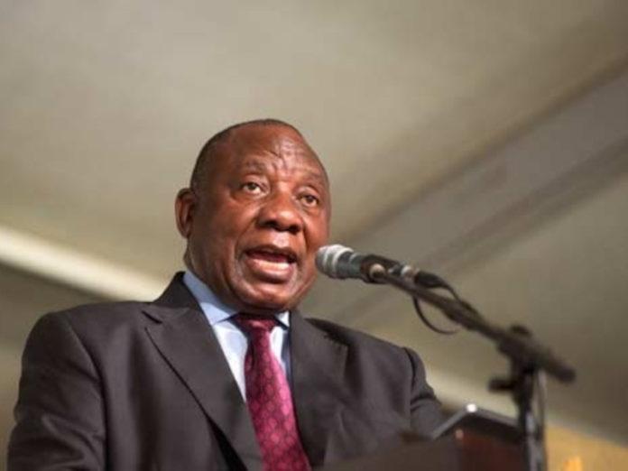 Image of Ramaphosa