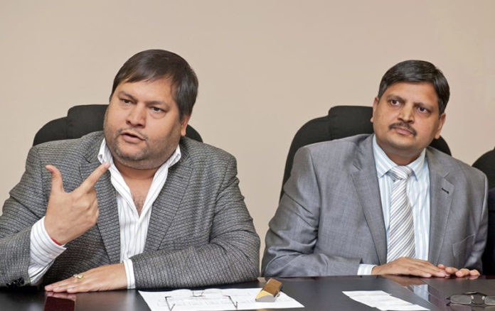 Guptas Interpol
