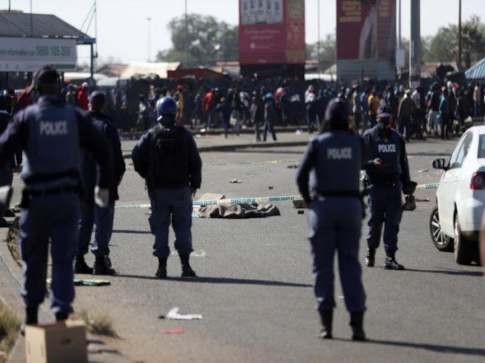 Free Zuma Protests