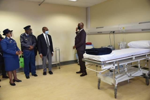 SA Police Services